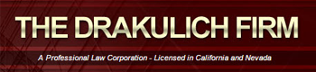 The Drakulich Firm Header Logo